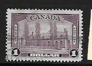 CANADA, 245, USED, CHATEAU DE RAMEZAY, MONTREAL