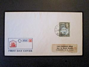 Bermuda 1941 2.5d Issue FDC - Z5078