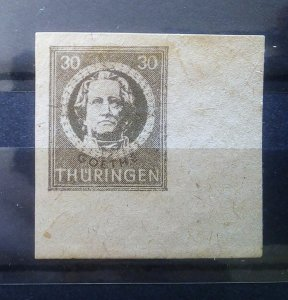 Germany Thuringen 99BY mnh