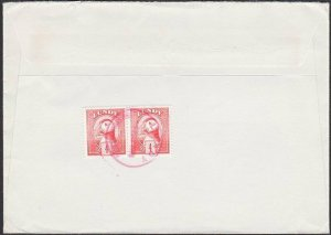 GB LUNDY 1978 cover - Puffin stamps.........................................F902