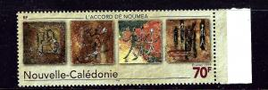 New Caledonia 836 MNH 1999 issue