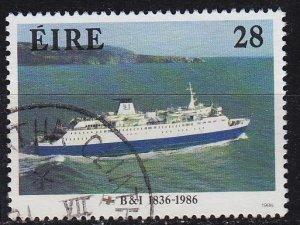 IRLAND IRELAND [1986] MiNr 0600 ( O/used )
