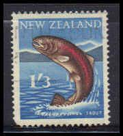 New Zealand Used Very Fine ZA4426