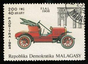 Vintage Cars F.I.A.L. 1908 (Т-5710)