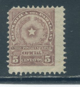 Paraguay O87  MLH