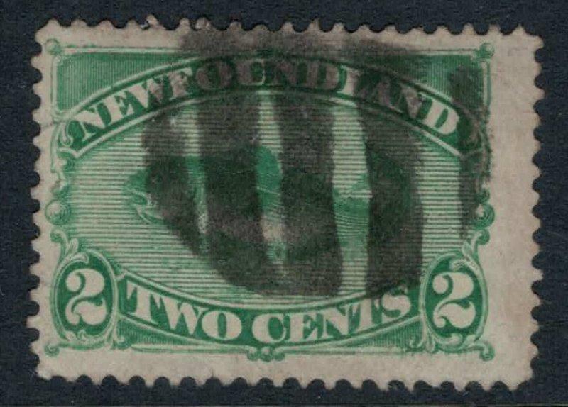 Newfoundland #46 CV $14.00