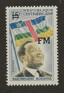 Central African Rep. M2 MH