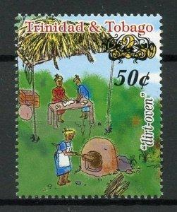 Trinidad & Tobago 2018 MNH Sweet Memories 50c OVPT 1v Set Cultures Stamps