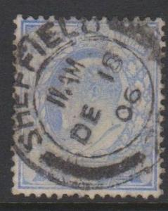 Great Britain KEVII Sc#131 Used