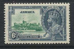 Jamaica  SG 116  - Mint Hinged   see scan and details