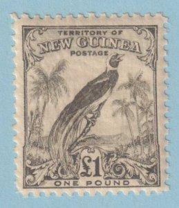 NEW GUINEA 45  MINT NEVER HINGED OG ** NO FAULTS EXTRA FINE!