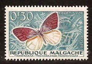 Malagasy  Republic  #  306  Mint