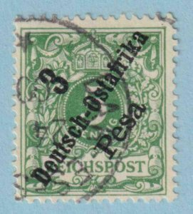 GERMAN EAST AFRICA 7  USED - NO FAULTS EXTRA FINE !