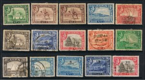 ADEN 1937 - 51 DHOW & KING GEORGE VI