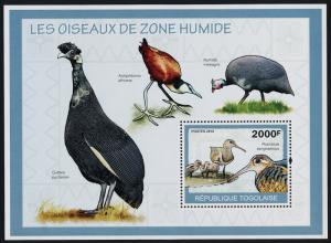 Togo MIBK 498 MNH Wetland Birds