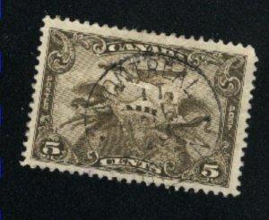 Canada #C1  u  1928 PD