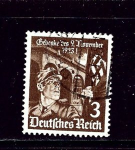 Germany 467 Used 1935 issue
