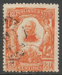 HAITI 100 VFU 1083G-4