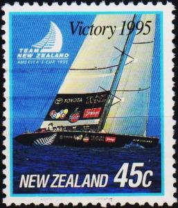 New Zealand. 1995 45c S.G.1883 Fine Used