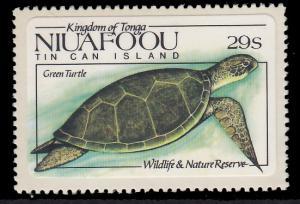 Tonga - Niuafo'ou 43 MNH