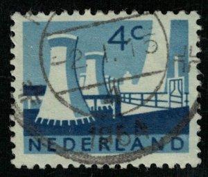 Netherlands, 4 cents, 1963, MC #790 (Т-7393)
