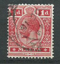 Malta SG 73 Carmine Red Used