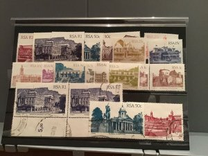 South  Africa 1982 Buildings  stamps  R26184