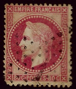 France #36a Used Fine SCV$40.00..Worth a close look!!