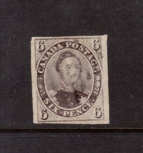 Canada 10 Very Fine Used With Light Cancel **With Certificate**
