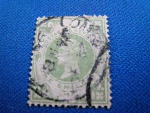GREAT BRITAIN - SCOTT # 122  - Used  (#3)