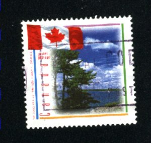 Canada #1546   -3    used VF 1995  PD