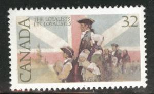 Canada Scott 1028 MNH** 1984 Loyalist stamp