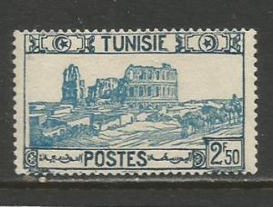 Tunisia  #155  MH  (1941)  c.v. $0.35