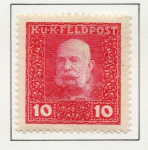 Austria 1915-17 Issue Fine Mint Hinged 10h. [SKU]]