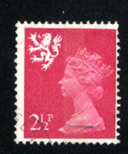 Scotland SMH1  u  1971-73 PD