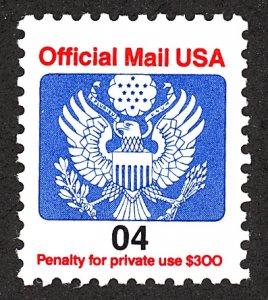 U.S. #Official Stamp MINT OG NH