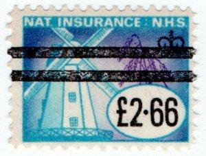 (I.B) Elizabeth II Revenue : National Insurance £2.66