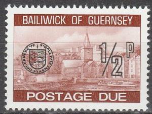 Guernsey #J18 MNH (S9399)