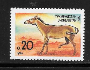 Turkmenistan #29 MNH Single