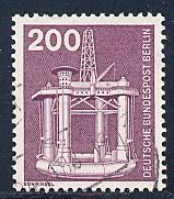 Germany Berlin Scott # 9N374, used
