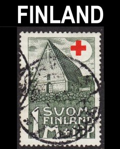 Finland Scott B5 F to VF used.