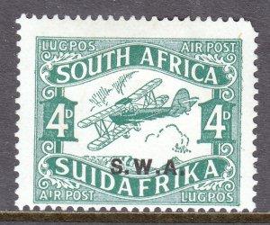 South West Africa - Scott #C1 - MH - Hinge bump - SCV $10