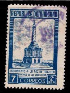 Dominican Republic Scott 459 Used  stamp