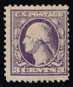 US STAMP # 530 3c Offset Printing 1918 Stamp UNUSED NG STAMP
