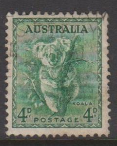 Australia Sc#171a Used