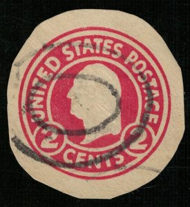 United States, 2 cents (3207-Т)