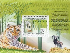 Z08 Gu190111b Guinee Guinea 2019 Leopard Mnh ** Postfrisch Afrika