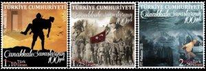 TURKEY 2015 - THE BATTLE OF GALLIPOLI, ATATURK, MILITARY, OTTOMAN, WORLD WAR