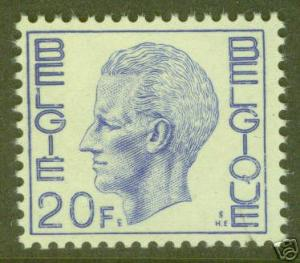 BELGUM BELGIQUE Scott 774 MNH** 20F King Baudouin stamp