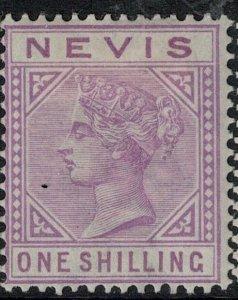 Nevis 1890 SC 30 Mint SCV $125.00